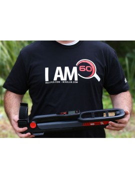 "Kellyco Go-Find ""I Am 60"" T-Shirt 60 Image 1"