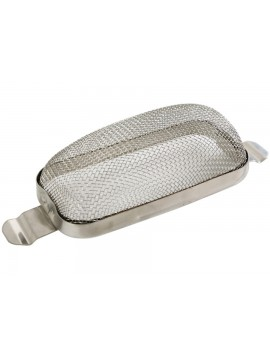 Gemoro 1 Pint Stainless Steel Basket 1719 Image 1