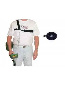 Lejermon Enterprises Chest Harness with Round Clamp S200R Image 2