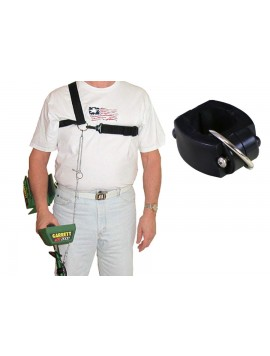Lejermon Enterprises Chest Harness with Square Clamp S200S Image 2
