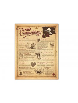 Pirate Superstitions - Paper 2798 Image 1