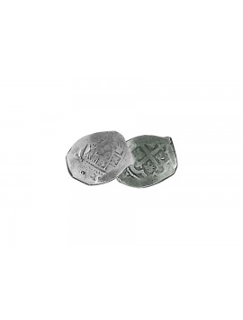 Chunky Spanish Reale Coin Replica Image 1