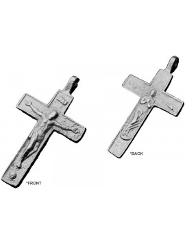 Kellyco Small Religious (Crucifix) Metal Replica CROSS Image 1