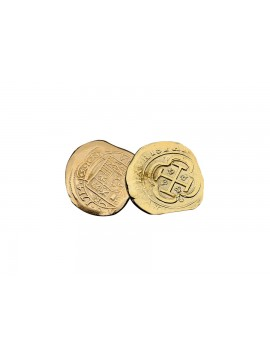 Kellyco Gold Treasure Coin Replica 10 Image 1