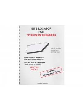 Kellyco Site Locator For Tennesee GPS Compatible 4200 Image 1