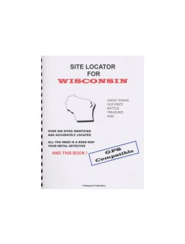 Kellyco Site Locator For Wisconsin GPS Compatible 4800 Image 1