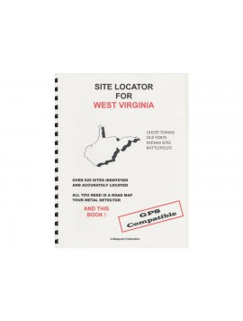 Kellyco Site Locator For West Virginia GPS Compatible 4900 Image 1