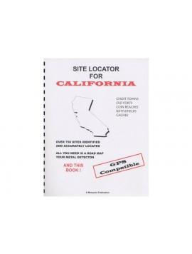 Kellyco Site Locator For California GPS Compatible B0500 Image 1
