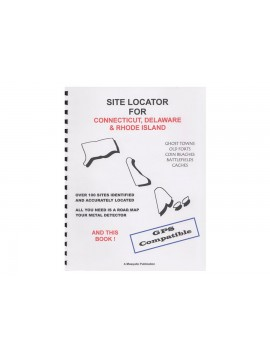 Kellyco Site Locator For CT, DE & RI GPS Compatible B0700 Image 1