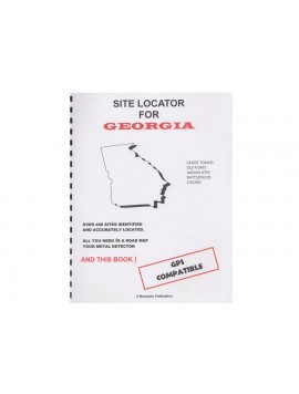 Kellyco Site Locator For Georgia GPS Compatible B1000 Image 1
