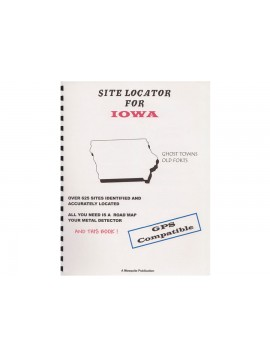 Kellyco Site Locator For Iowa GPS Compatible B1200 Image 1