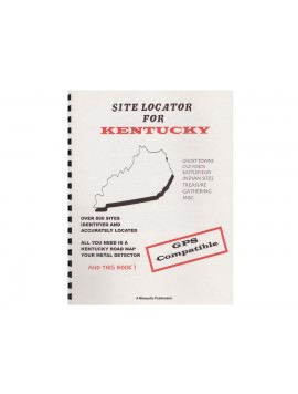 Kellyco Site Locator For Kentucky GPS Compatible B1700 Image 1