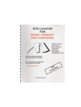 Kellyco Site Locator For ME, NH & VT GPS Compatible B2100 Image 1