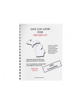 Kellyco Site Locator For Michigan GPS Compatible B2200 Image 1