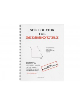 Kellyco Site Locator For Missouri GPS Compatible B2400 Image 1