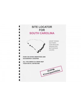 Kellyco Site Locator For South Carolina GPS Compatible B4000 Image 1