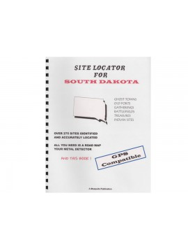 Kellyco Site Locator For South Dakota GPS Compatible 4100 Image 1