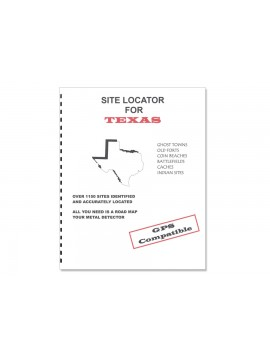 Site Locator For Texas GPS Compatible