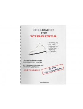 Kellyco Site Locator For Virginia GPS Compatible B4500 Image 1