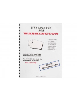 Kellyco Site Locator For Washington GPS Compatible B4700 Image 1