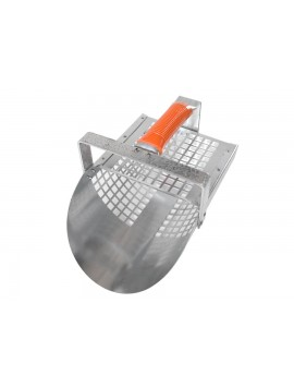 Kellyco Galvanized All-Purpose Scoop 12 Image 1