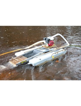 "Keene 6.5 HP Honda 3"" Ultra Mini Dredge 3500PH Image 1"