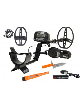 Garrett Holiday AT Pro Treasure Hunting Package Metal Detector ATPRO-TH Image 1