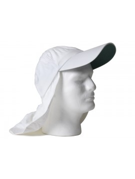White Extreme Outdoor Hat