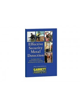 Garrett Effective Security Metal Detection - Training Handbook 1509700 Image 1