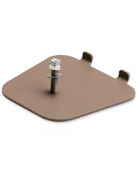 Garrett Adhesive Floor Mounting Kit - Beige (PD 6500i)