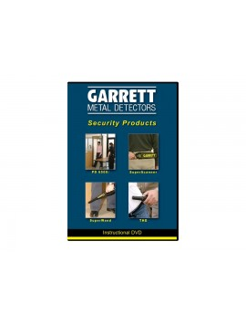 Garrett Security Products DVD - PD6500i 1678600 Image 1