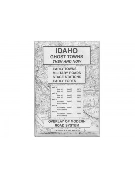 Kellyco Idaho: Ghost Towns IDGT Image 1