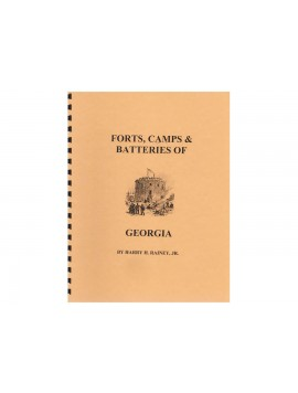 Kellyco Forts, Camps & Batteries of Georgia by Harry H. Rainey Jr 1 Image 1