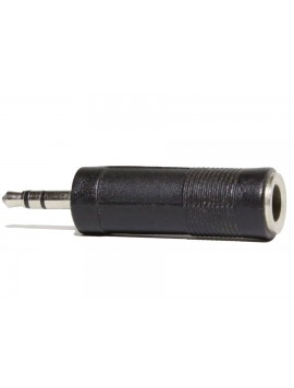 "Koss Mini Stereo Adapter (1/4"" to 1/8"")  MA Image 1"
