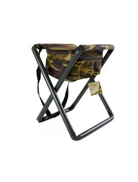 Rothco Camouflage Folding Steel Chair with Storage Pouch 4576 Image 1