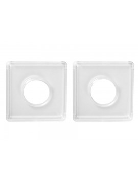 "Kellyco Nickel 2x2"" Plastic Holder 9727 Image 1"