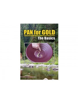 White's Pan for Gold the Basics by Rita Houston 6000223 Image 1