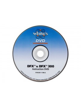 White's DFX 300 Instructional DVD  60111942 Image 1