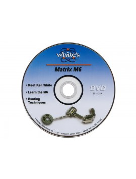 White's M6 Instructional DVD 6011219 Image 1