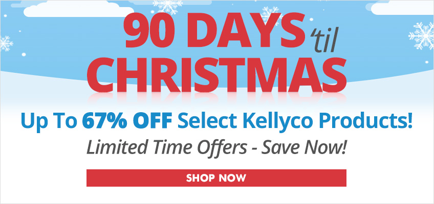 90 Days Until Christmas Sale