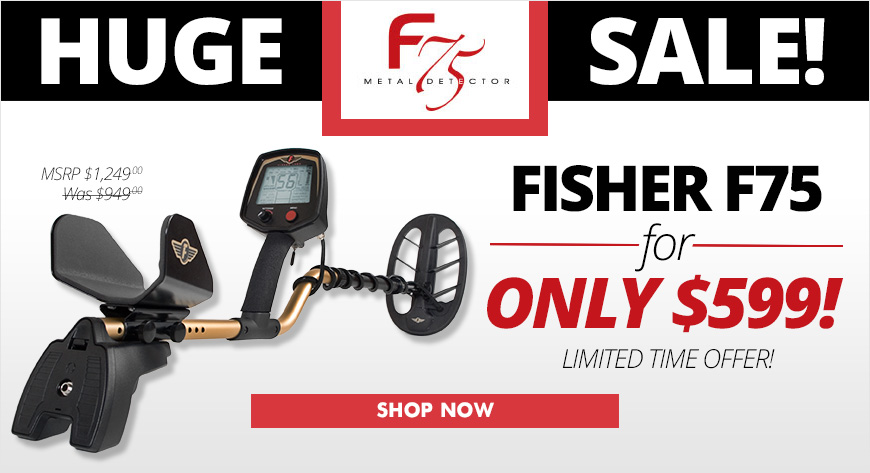 Fisher F75 Sale