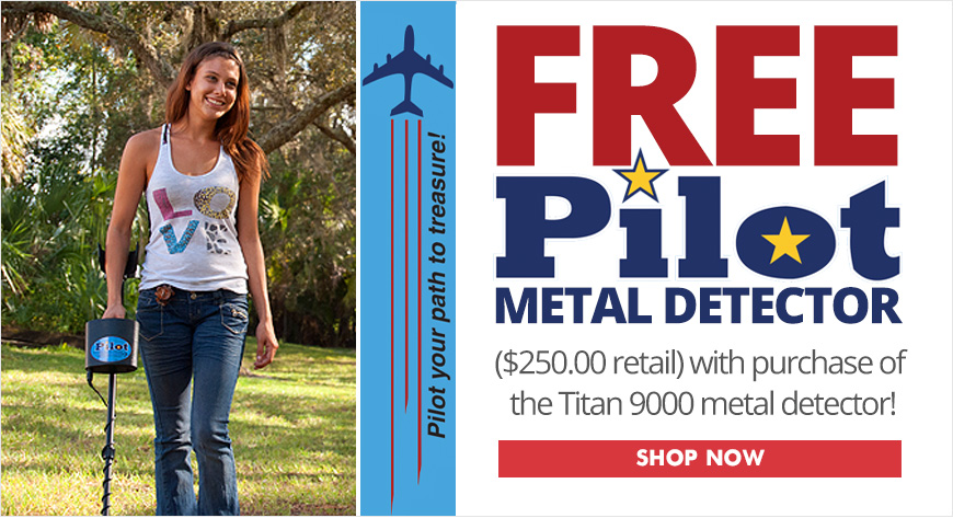 Free Pilot with Titan 9000 Purchase