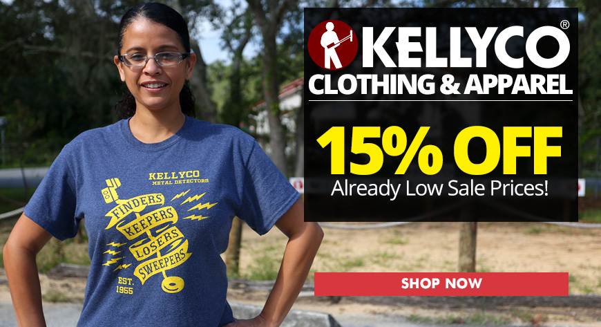 15% Off Kellyco Apparel