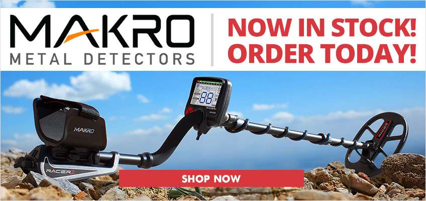 Makro Metal Detectors In Stock