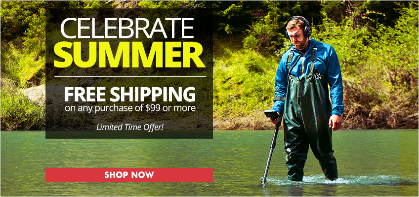Summer Free Shipping Offer