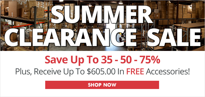Kellyco Summer Clearance Sale