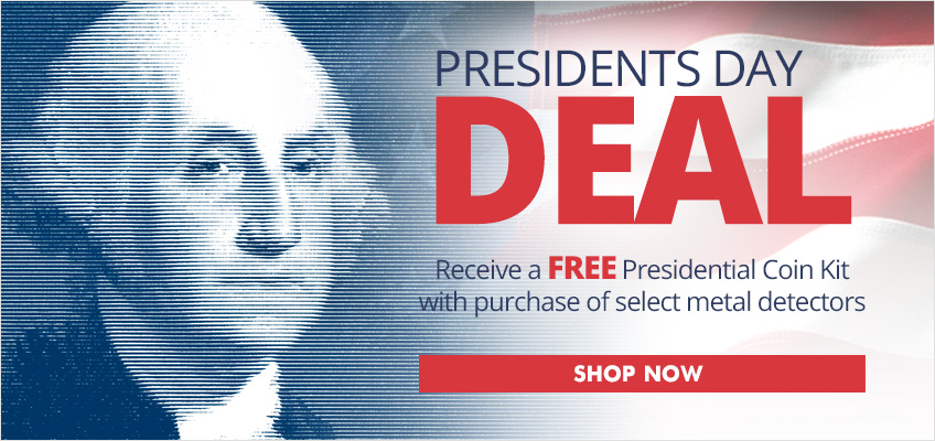 Free Presidential Coin Kit Offer