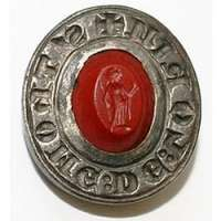 medieval-matrix-seal-with-roman-intaglio-1