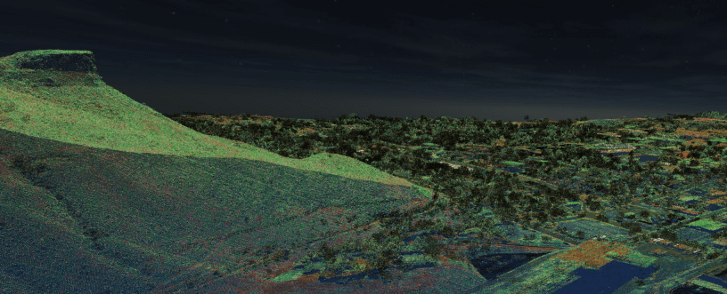 LiDAR Point Cloud 1