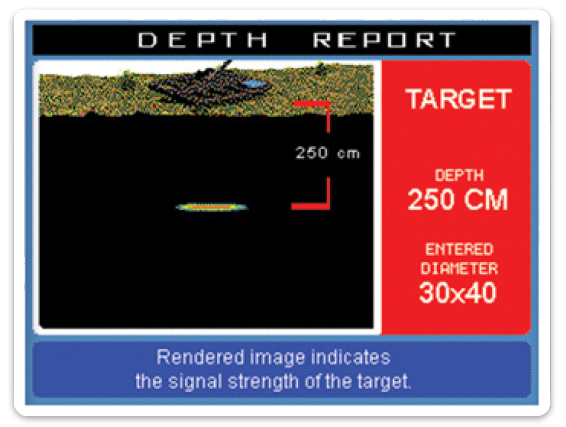 Depth Report